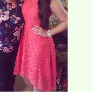 Sandra Darren dress